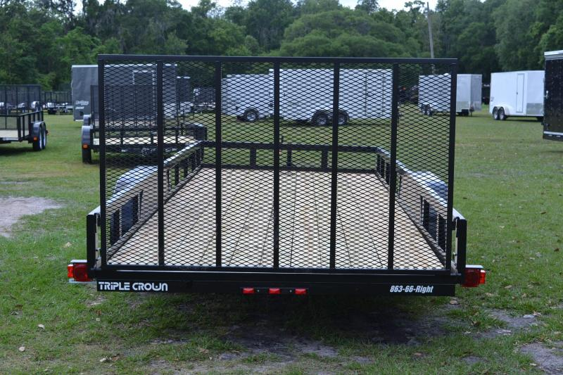7x20 Red Hot | Utility Trailer
