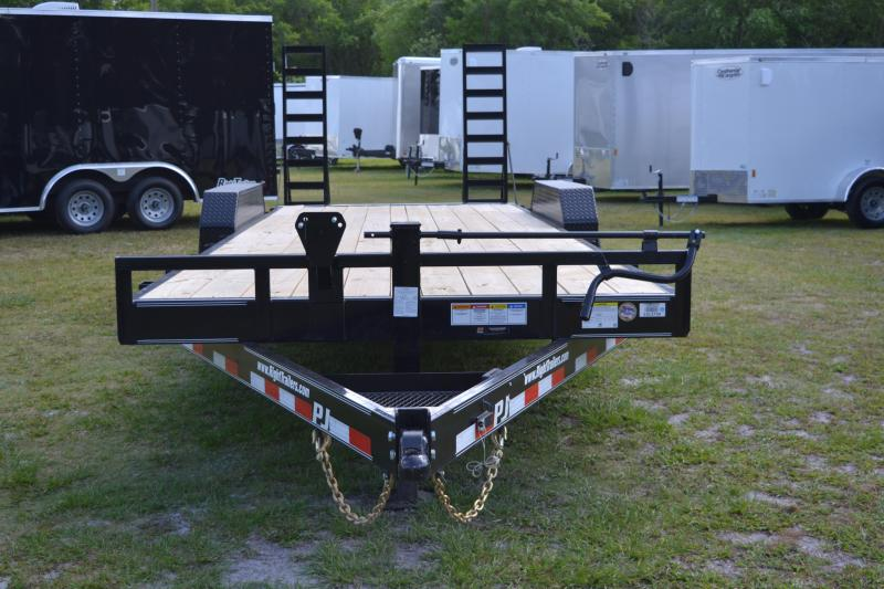 7x22 PJ Trailers | Equipment Trailer