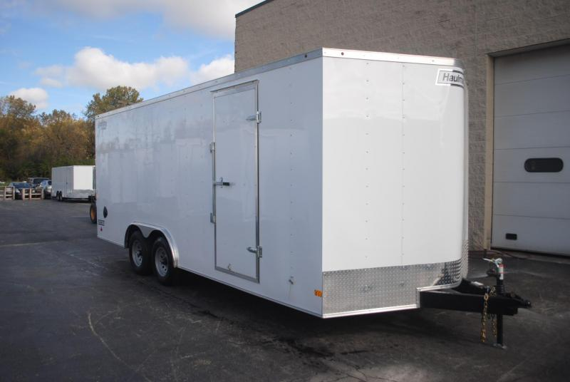 8.5x20 Haulmark | Enclosed Cargo Trailer