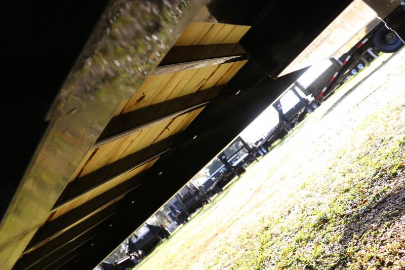 8.5X25 Big Tex  Gooseneck Trailer