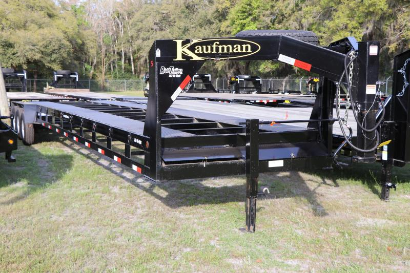 8.5X43 Kaufman Trailers | Equipment Trailer