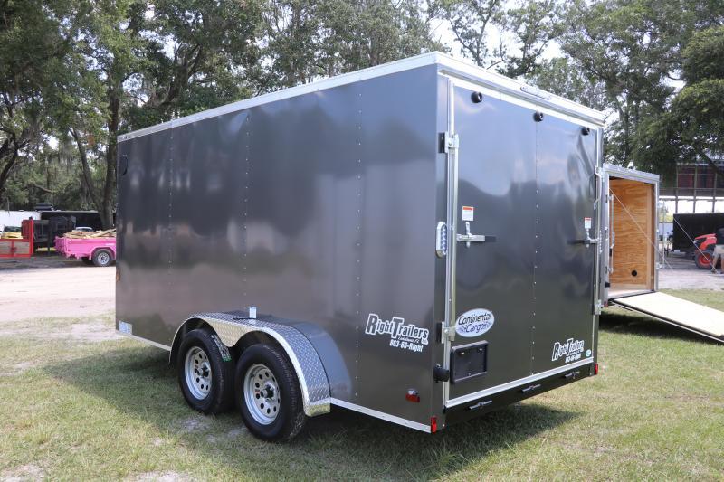 7X14 Continental Cargo I Enclosed Cargo Trailer