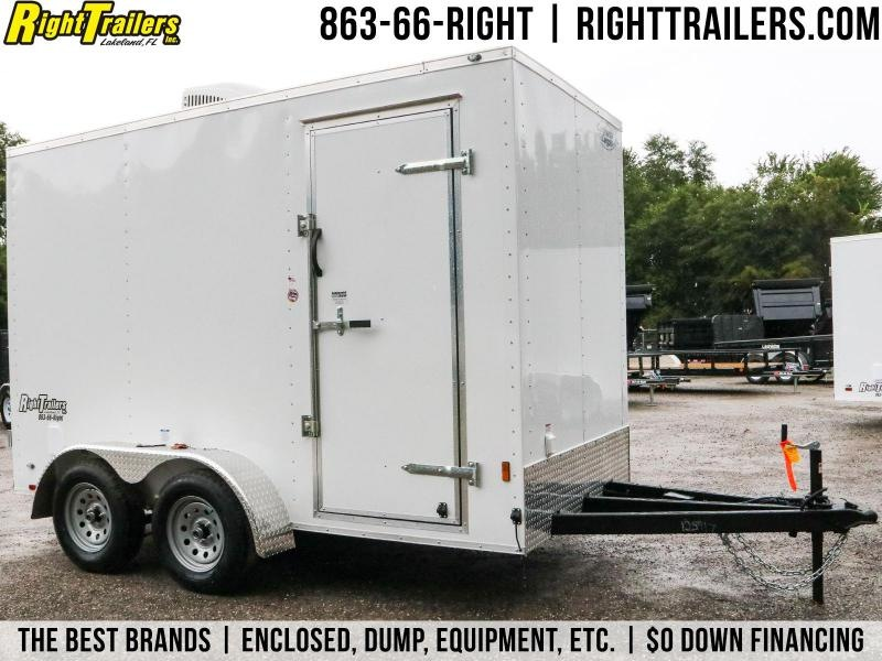 Continental Cargo   Enclosed Trailer