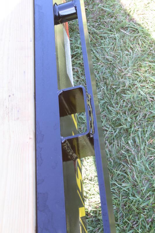 8x30 Big Tex | Equipment Trailer