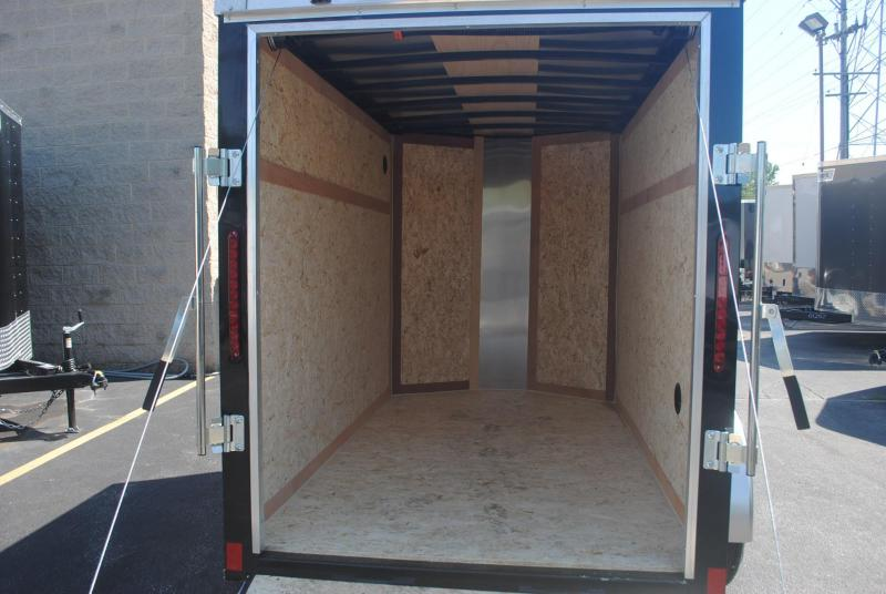 5X8 Haulmark IEnclosed Trailer