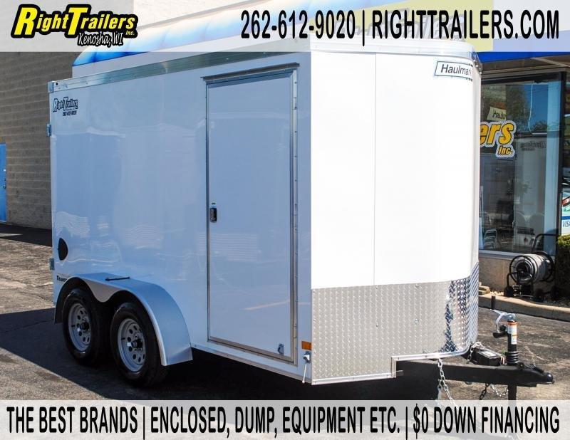 6x12 Haulmark Enclosed | Cargo Trailer