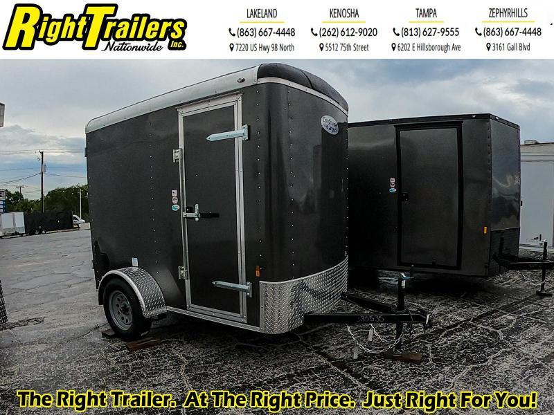 5X8 Continental Cargo I Enclosed Cargo Trailer