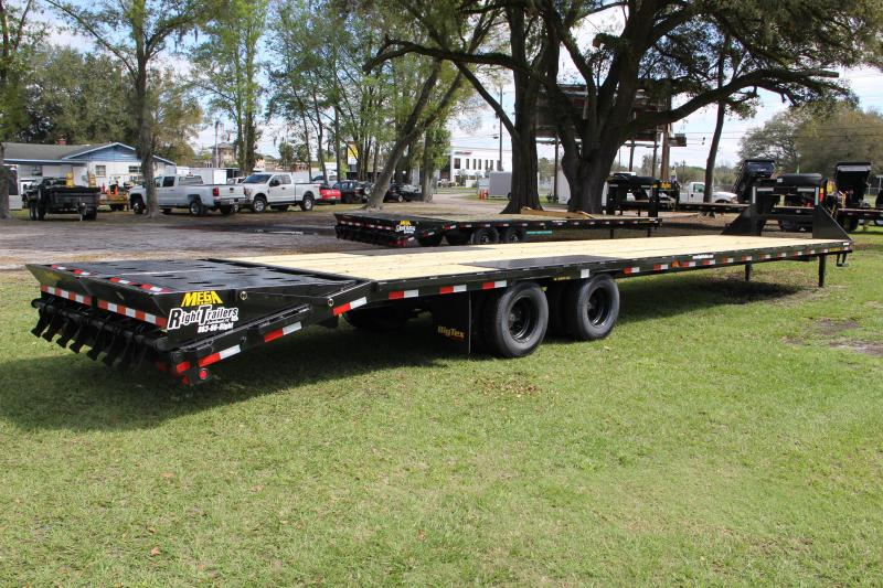 8.5x40 Big Tex Trailers | Equipment Trailer [Gooseneck]