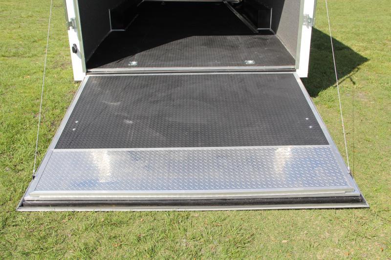 8.5x24 Continental Cargo | Enclosed Car Hauler Trailer