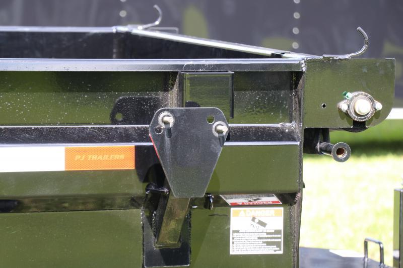 6x10 PJ Trailers | Dump Trailer