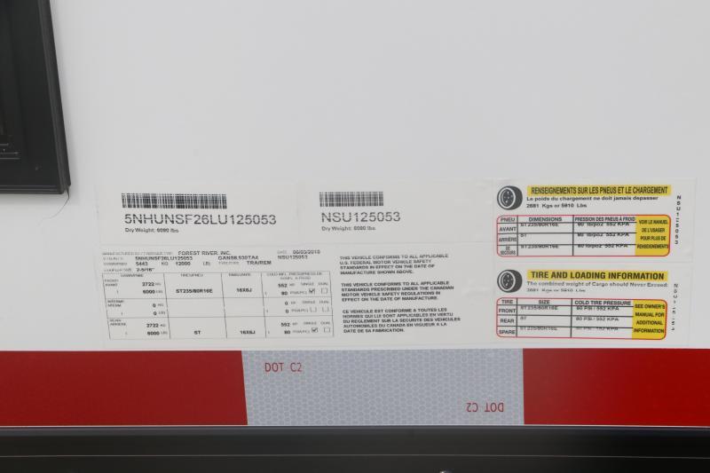8.5x30 Continental Cargo | Enclosed Racing Trailer