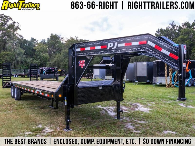 8.5X30 PJ Trailers I Equipment Trailer