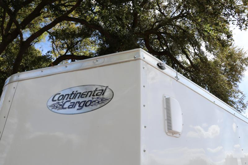 6X12 Continental Cargo I Enclosed Cargo Trailer