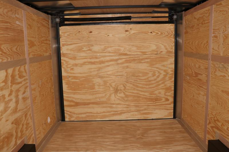 8x20 Continental Cargo | Enclosed Trailer