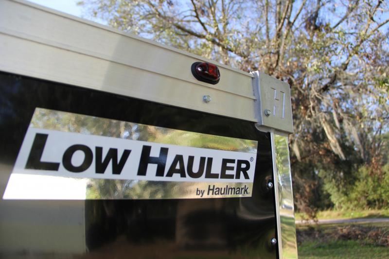 7x14 Haulmark Low Hauler | Motorcycle Trailer