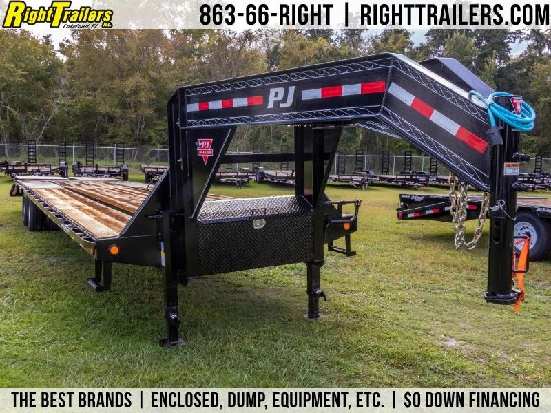 8.5X35  PJ Trailers I Equipment Trailer