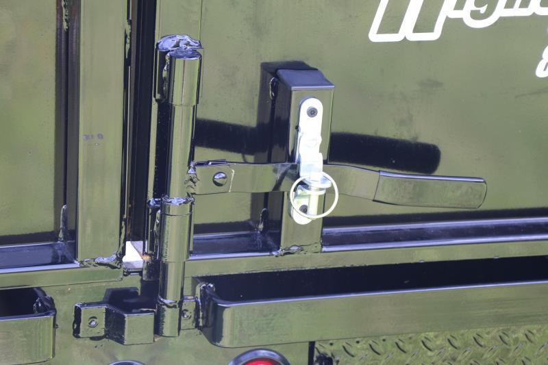 6x12 PJ Trailers | Dump Trailer