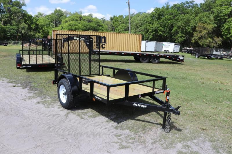 5x8 Triple Crown Trailers I Utility Trailer