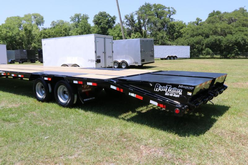 8.5x40 PJ | Equipment Gooseneck Trailer
