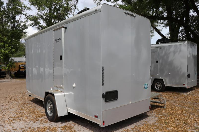 3 Station Restroom Trailer Rental
