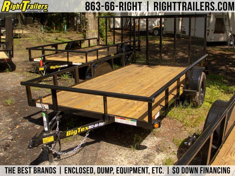 6.5x10 Big Tex Trailers | Utility Trailer