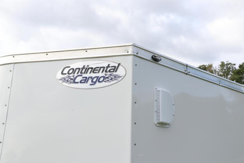 5x10 Continental Cargo | Enclosed Trailer