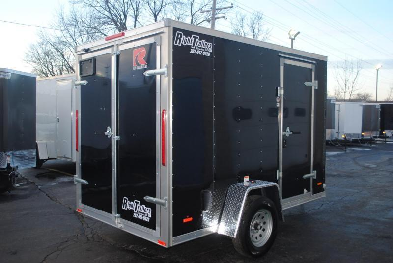 6x10 RC Trailers | Enclosed Trailer