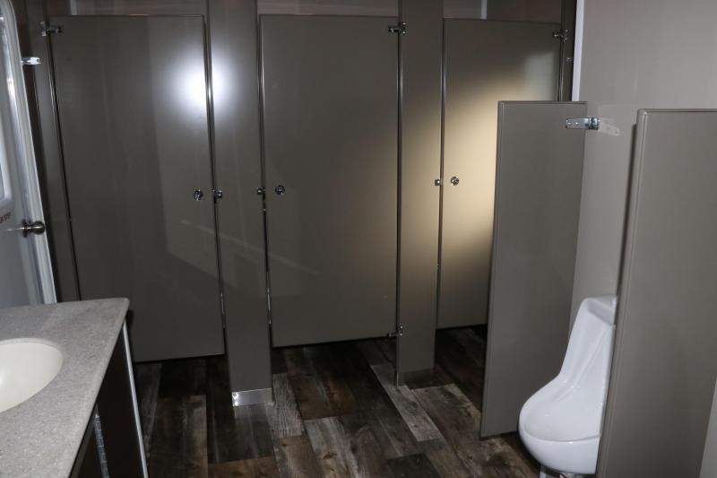 8.5x24 Forest River | Restroom / Shower Trailer