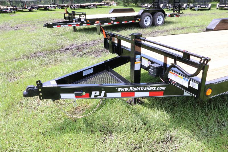 7x20 PJ Trailers | Car / Racing Trailer