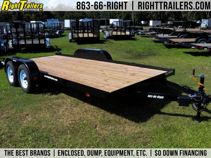 2020 Triple Crown Trailers E7X167K Utility Trailer