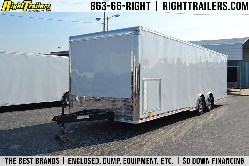 8.5x30 Continental Cargo | Race Car Trailer