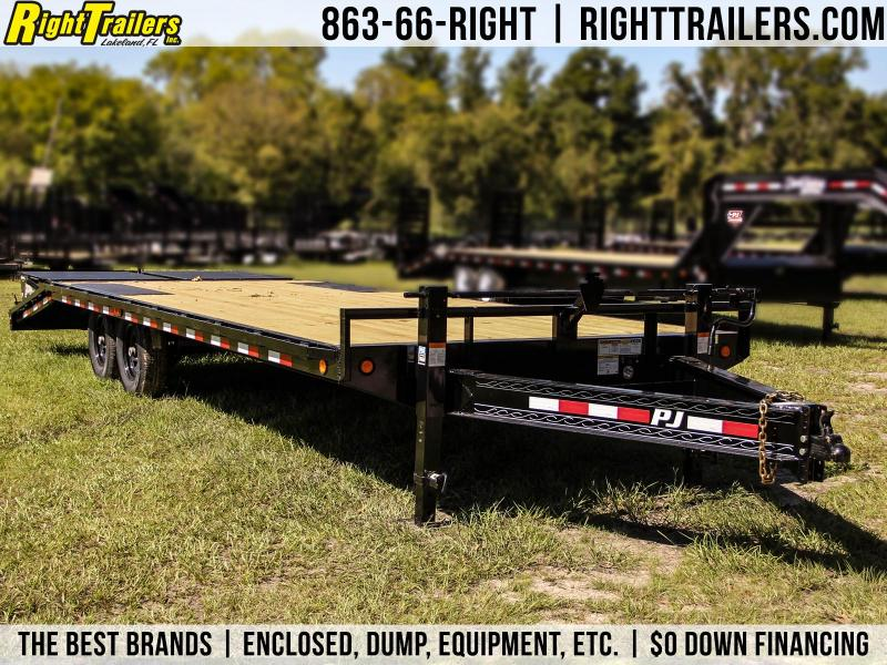 8.5x26 PJ Trailers | Equipment Trailer
