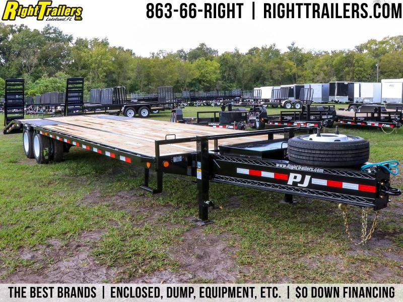 8.5x30 PJ Trailers | Equipment Trailer