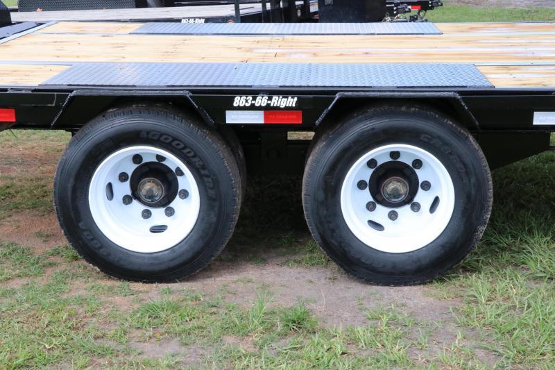 8.5x30 PJ Trailers | Equipment Trailer