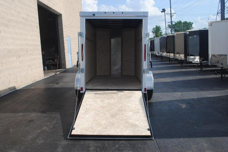 5X8 Haulmark I Enclosed Trailer