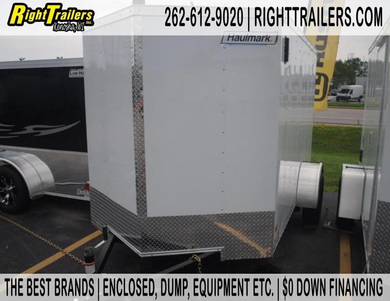 6x10 Haulmark General 3000 Series | Enclosed Trailer