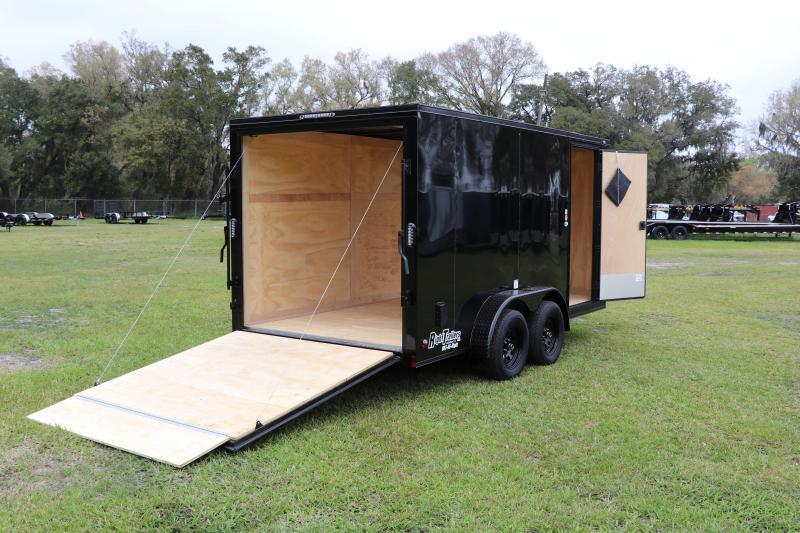 7X14 Continental Cargo I Enclosed Trailer