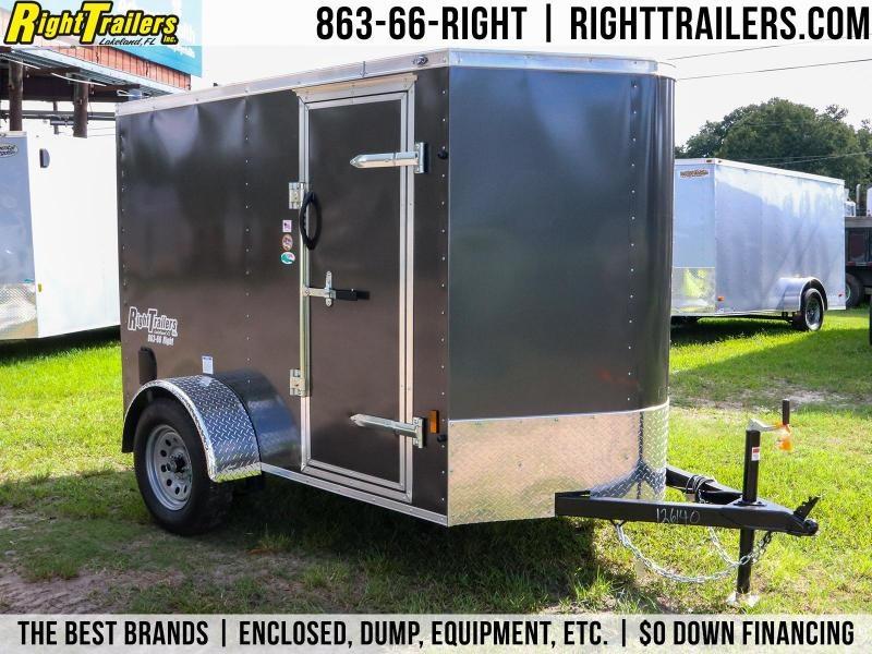 5X8 Continental Cargo| Enclosed Trailer