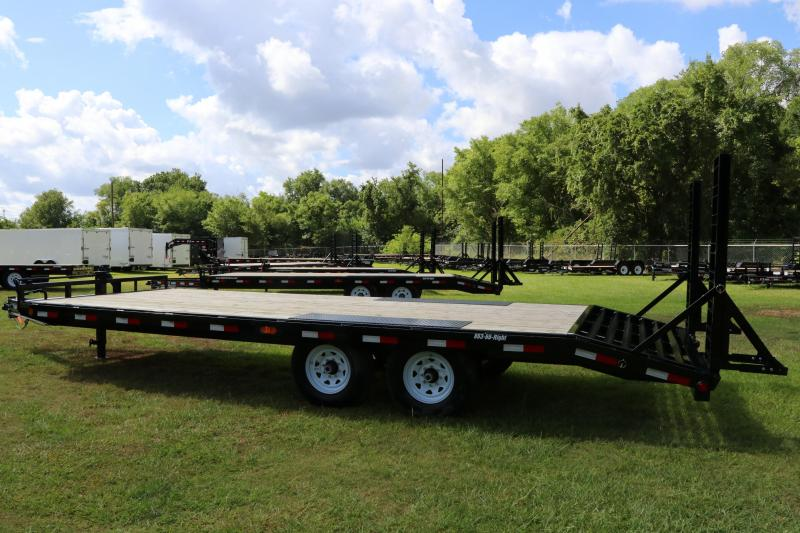 8.5x22 PJ Trailers | Equipment Trailer