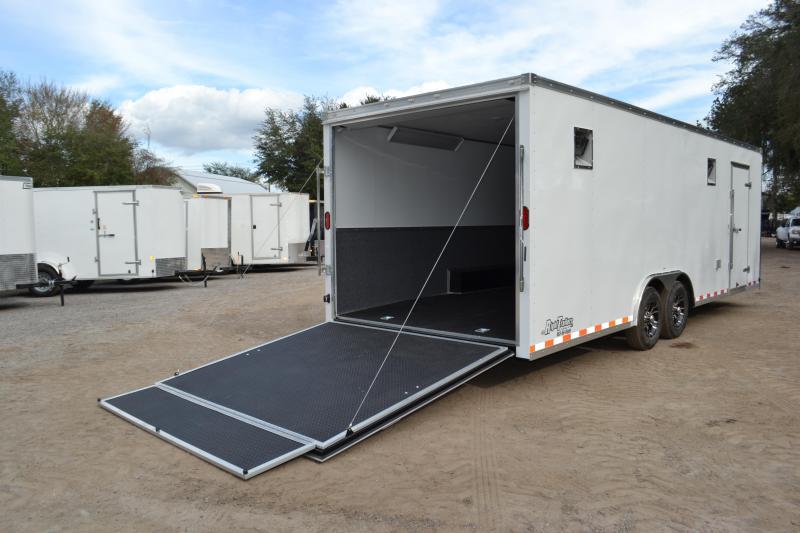 8.5x24 Continental Cargo   Race Car Trailer