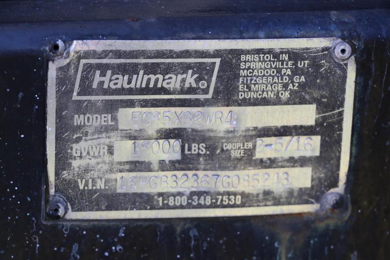 8.5X32 Haulmark | Car / Racing Trailer
