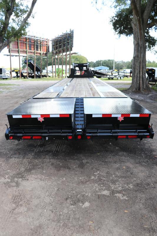 8.5x40  PJ Trailers I Equipment Trailer