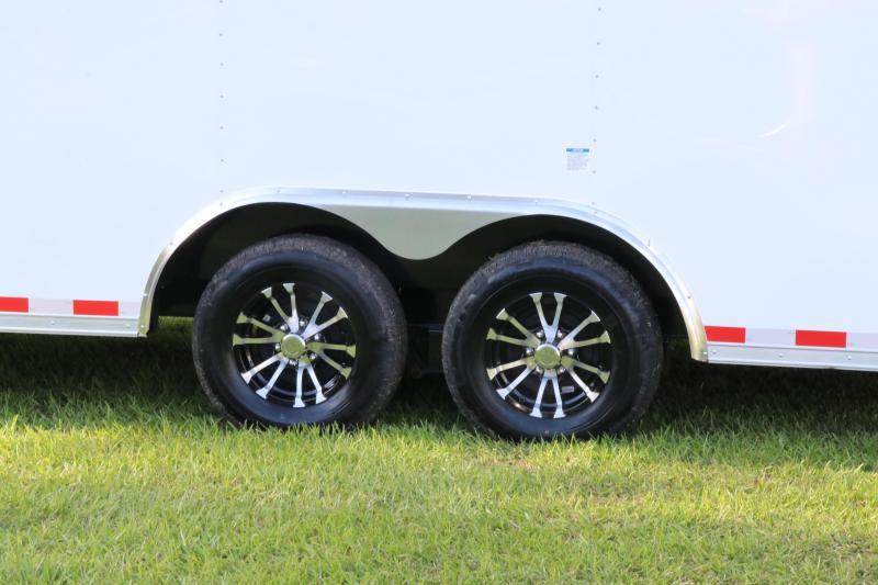 8.5x24 Continental Cargo | Car / Racing Trailer