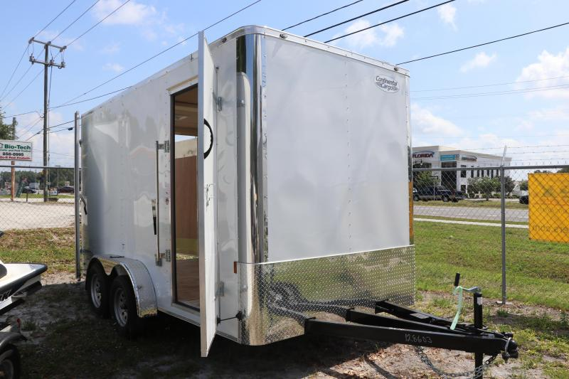 7X14 Continental Cargo I Enclosed Cargo Trailer