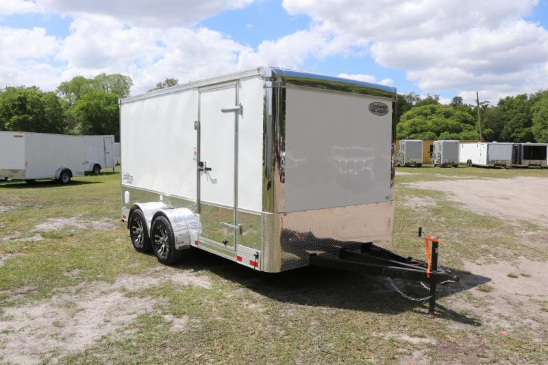 7X14 Continental Cargo I Motorcycle Trailer
