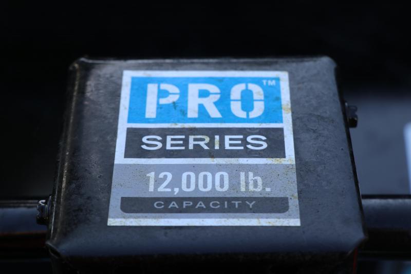7X14 PJ Trailers 83 in. Low Pro Dump (DL) Dump Trailer
