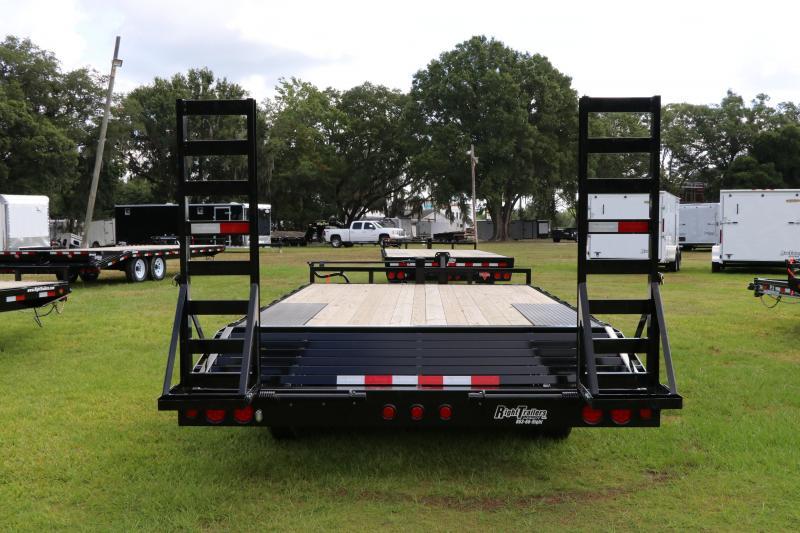 8.5x17 PJ | Deck Over Equipment Trailer