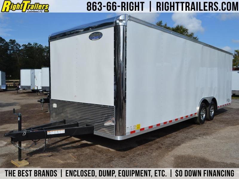 8.5x24 Continental Cargo | Race Trailer Car