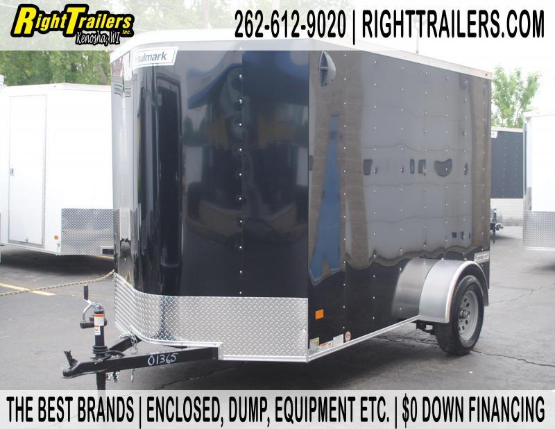 6x10 Haulmark   Enclosed Trailer