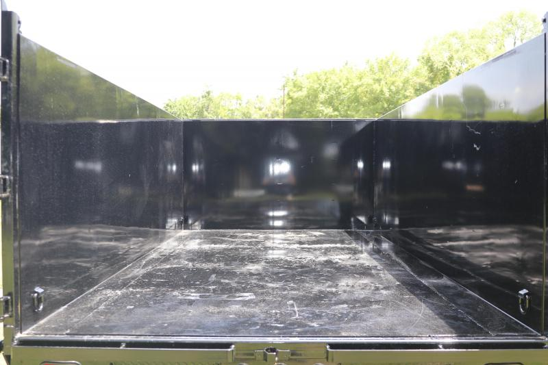 7x14 PJ Trailer | Dump Trailer